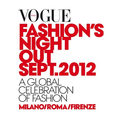 Vogue Fashion Night Out 2012 – Roma. Si parte !