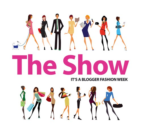 The show : it's a blogger fashion week