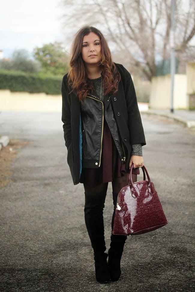 http://www.onlyshoppingblog.com/2014/01/outfit-nero-bordeaux-racconti-saldi.html