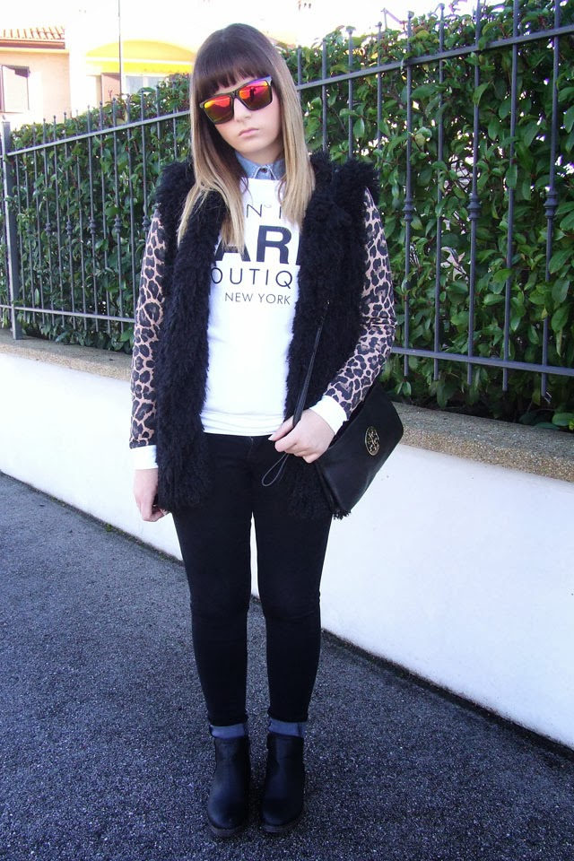 Animalier Outfit
