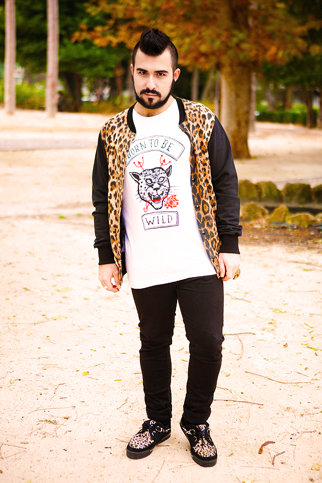 Fashion Blogger Animalier