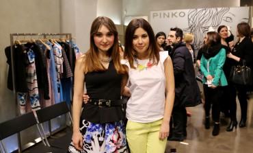 Colour Lab : le fashion blogger Pinko a Roma