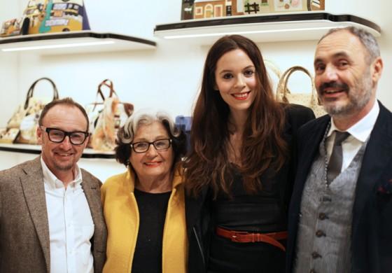 Le fashion blogger per Braccialini