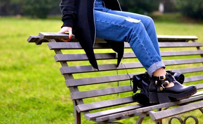 Trend : Fibbia alla caviglia