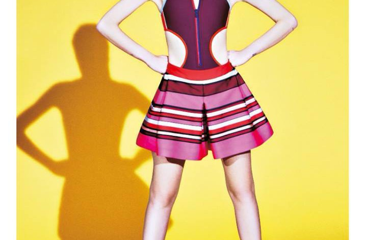 Photoshop Fail : Chiara Ferragni su Grazia