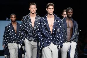 Sfilata Ermanno Scervino - Milano Moda Uomo PE 2015