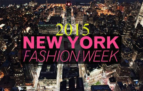 Calendario New York fashion week 2015