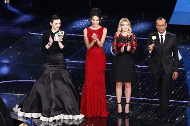 Tutti i principali look di Sanremo 2015