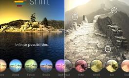 Shift : l'app alternativa per creare filtri su iPhone
