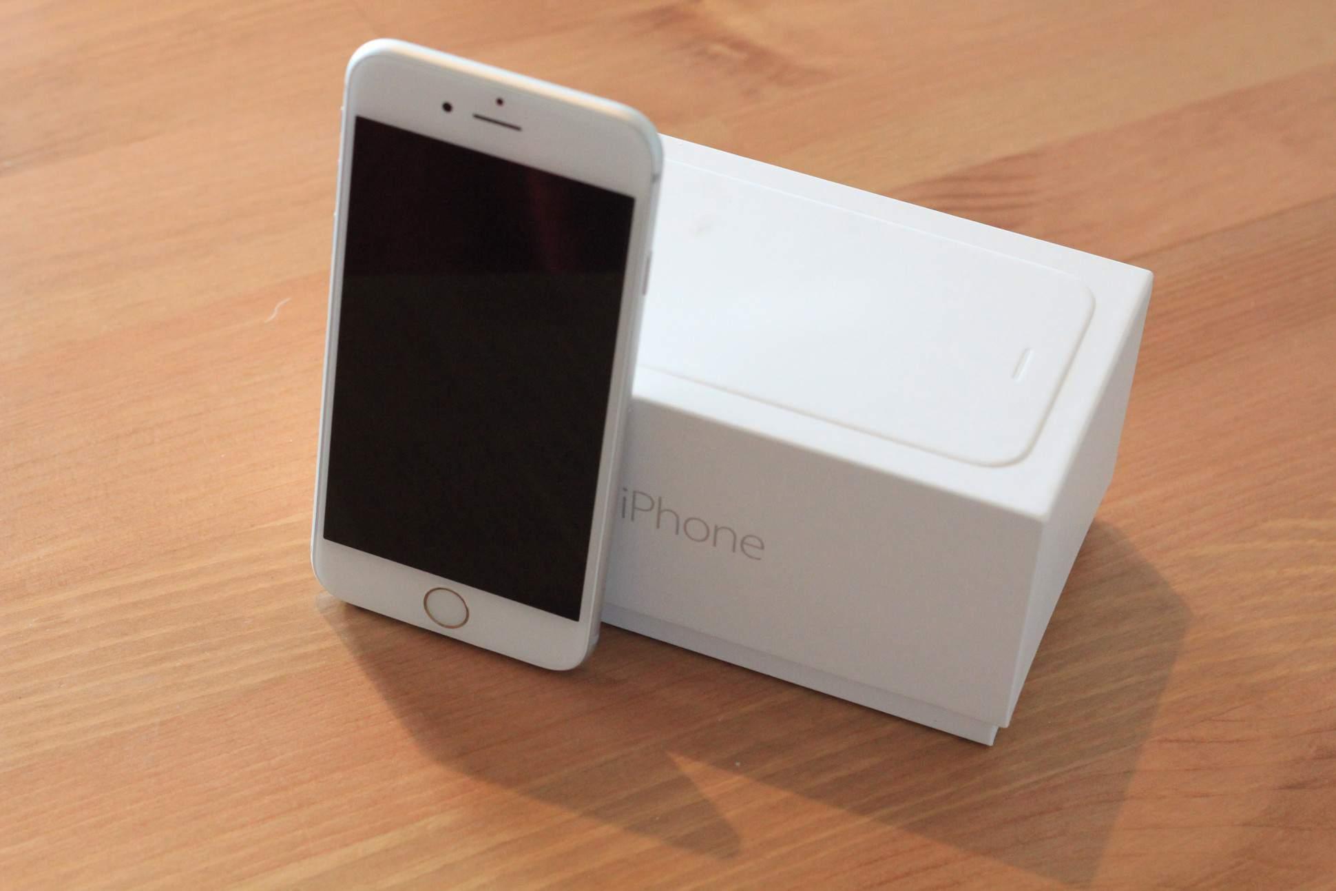 iPhone 7 fotocamera qualita' reflex