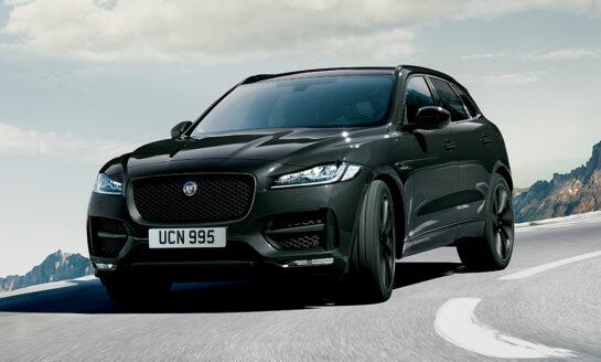 Jaguar F-PACE Dark Edition : il suv per eccellenza