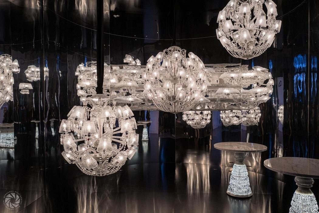 Anche Euroluce, la biennale del'illuminazione, è una delle attrattive della Milano Design Week