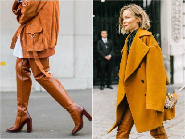 colori moda autunno inverno 2017 2018